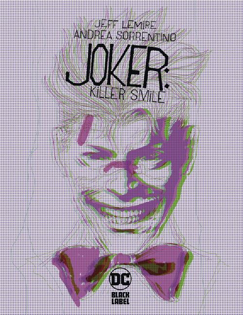 DC Black Label Joker Killer Smile #2 of 3 Comic Book