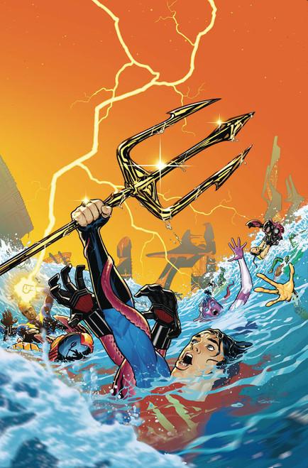 DC Legion of Super Heroes #2 Comic Book