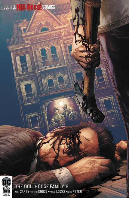 DC Black Label Dollhouse Family #2 of 6 Hill House Comics Comic Book [Jay Anacleto Variant Cover]