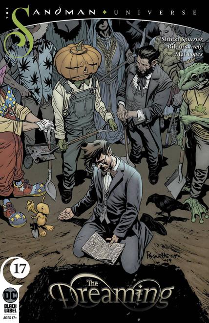 DC Dreaming #17 The Sandman Universe Comic Book