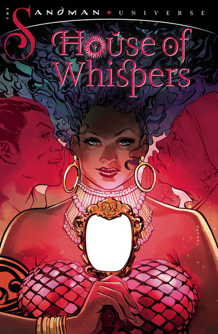 DC House of Whispers #16 The Sandman Universe Comic Book