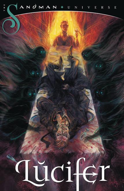DC Lucifer #15 The Sandman Universe Comic Book