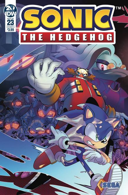 IDW Sonic The Hedgehog #23 Comic Book