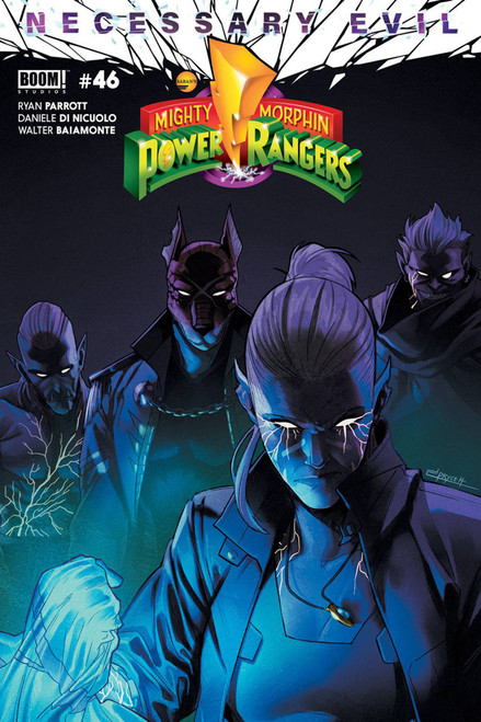 Boom Studios Mighty Morphin Power Rangers #46 Necessary Evil Comic Book