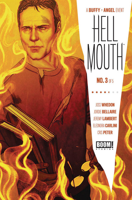 Boom Studios Buffy The Vampire Slayer Hellmouth #3 Comic Book
