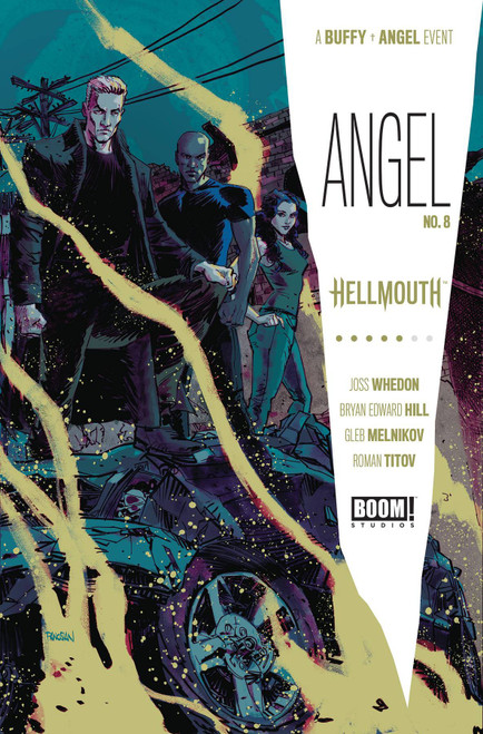 Boom Studios Angel #8 Comic Book