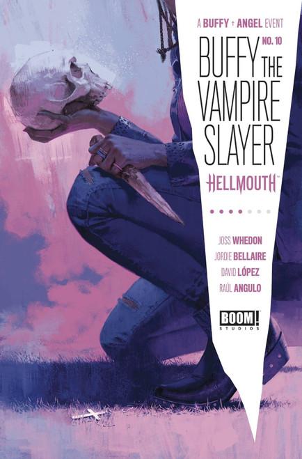 Boom Studios Buffy The Vampire Slayer #10 Comic Book