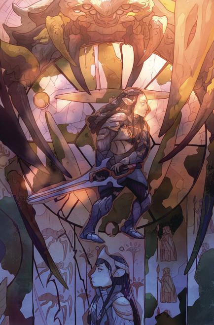 Boom Studios Jim Henson Dark Crystal #4 Age of Resistance Comic Book [Cover B]