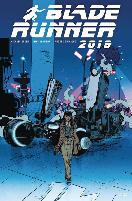 Titan Comics Blade Runner 2019 #5 Comic Book [Paul Pope Cover A]