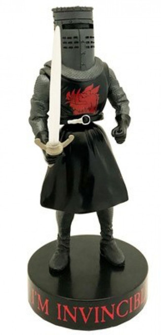 Monty Python and the Holy Grail The Black Knight 7.5-Inch Premium Motion Statue [Speaks 10 Phrases]