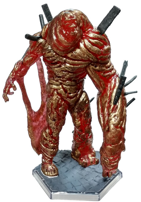 Disney Marvel Spider-Man Far From Home Molten Man 5-Inch PVC Figure [Loose]