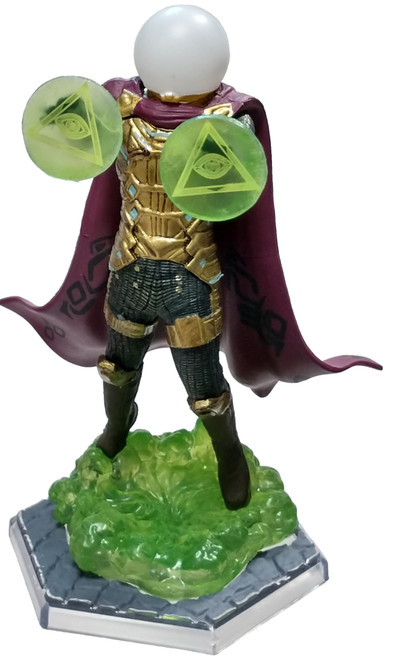 Disney Marvel Spider-Man Far From Home Mysterio 4.5-Inch PVC Figure [Loose]