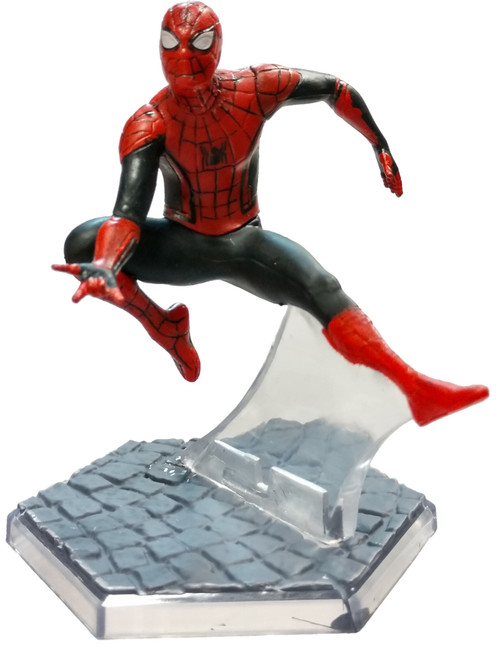 Disney Marvel Spider-Man Far From Home Spider-Man 3-Inch PVC Figure [Upgraded Suit Loose]