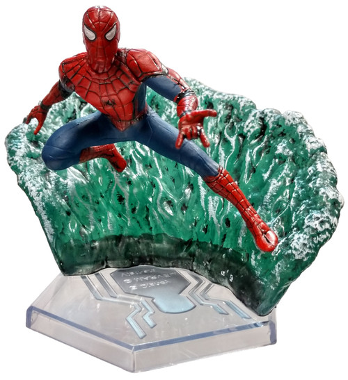 Disney Marvel Spider-Man Far From Home Spider-Man 3-Inch PVC Figure [Classic Outfit Loose]