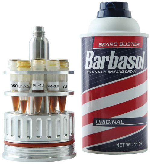 Barbasol / Jurassic Park Cryo-Can Prop Replica (Pre-Order ships April)
