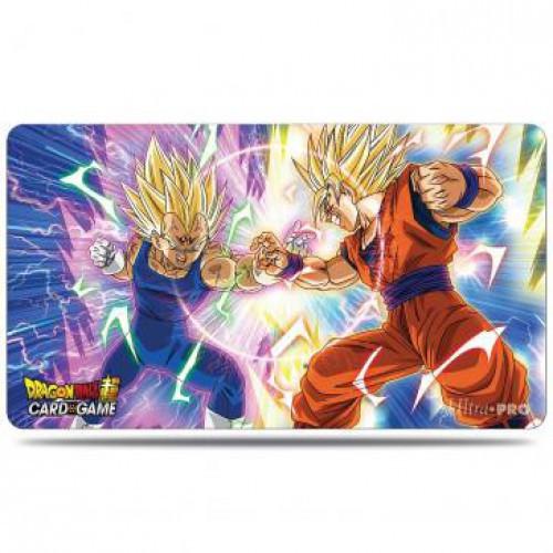 Ultra Pro Dragon Ball Super Vegeta vs. Goku Playmat With Tube