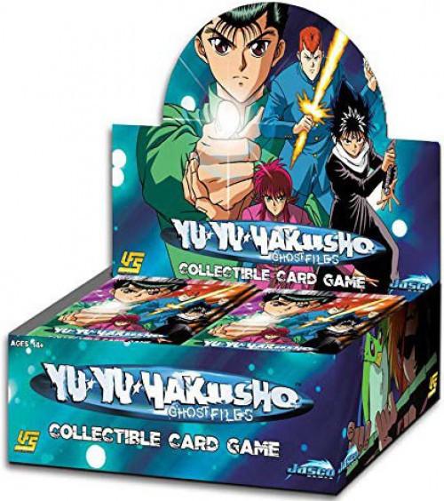 UFS Yu Yu Hakusho Booster Box [24 Packs]