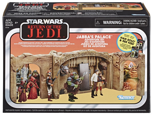 Star Wars Return of the Jedi Vintage Collection Jabba's Palace Adventure Set