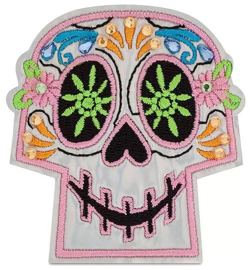 Disney / Pixar Patched Coco Sugar Skull Exclusive Patch