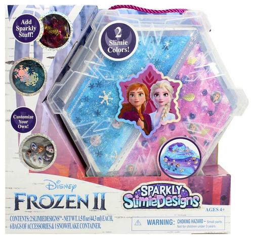 Disney Frozen 2 Sparkly Slimie Designs