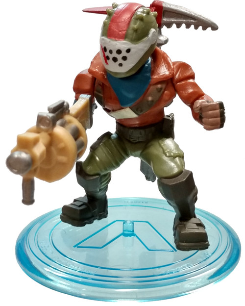 Fortnite Battle Royale Collection Rust Lord 2-Inch Figure [Loose]