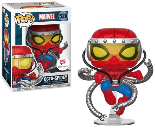 Funko POP! Marvel Octo-Spidey Exclusive Vinyl Figure #520