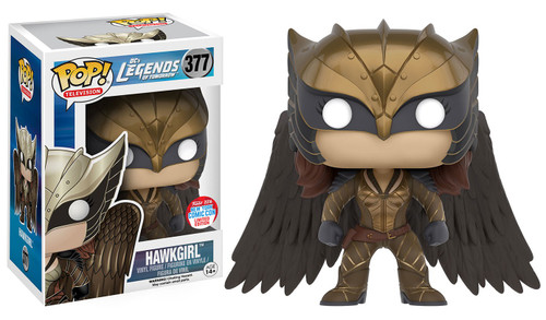 Funko DC Legends of Tomorrow POP! TV Hawkgirl Exclusive Vinyl Figure #377 [Damaged Package]