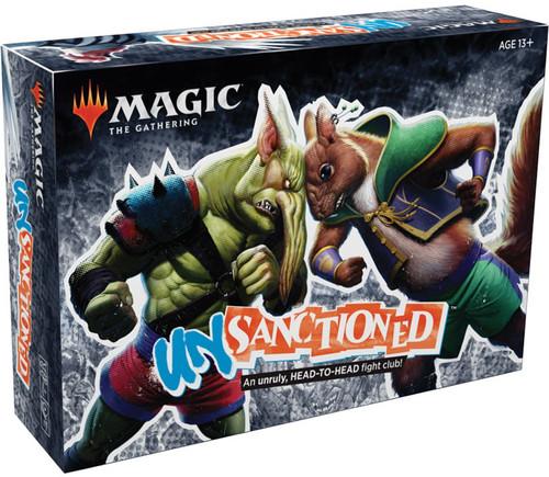 MtG Trading Card Game Unsanctioned Set of 5 Decks