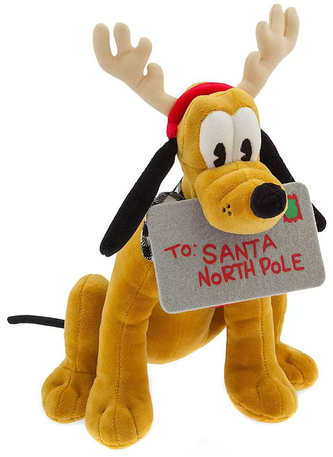 Disney 2019 Holiday Pluto Exclusive 12-Inch Plush