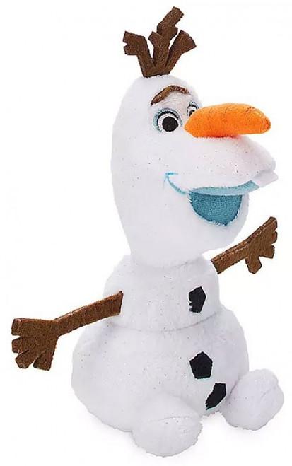 Disney Frozen 2 Olaf Exclusive 6 1/2-Inch Mini Bean Bag Plush
