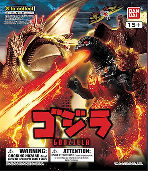 Classic Godzilla 3.5-Inch Mini PVC Figure Blind Bag [1 RANDOM Figure!]