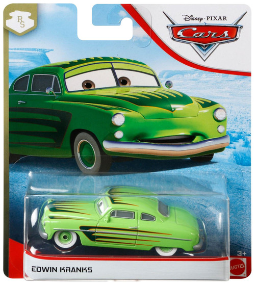 Disney / Pixar Cars Cars 3 Radiator Springs Edwin Kranks Diecast Car
