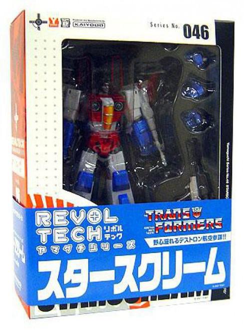 Transformers Japanese Revoltech Starscream Action Figure #046