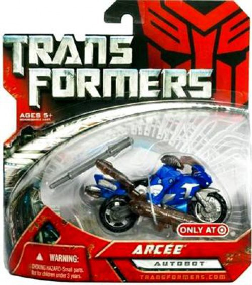 Transformers Movie Basic Arcee Exclusive Action Figure