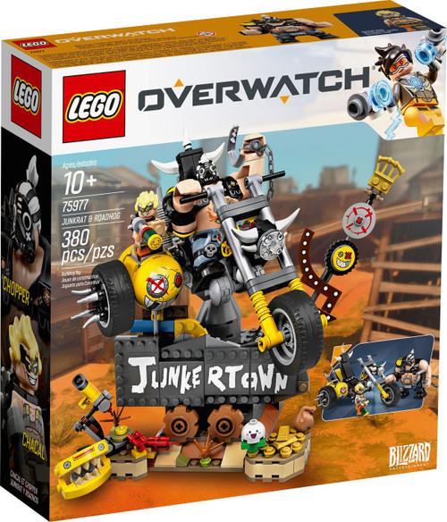 LEGO Overwatch Junkrat & Roadhog Set #75977