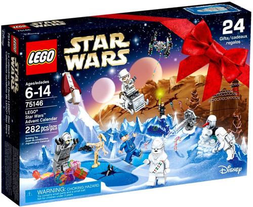 LEGO Star Wars 2016 Advent Calendar Set #75146 [Damaged Package]