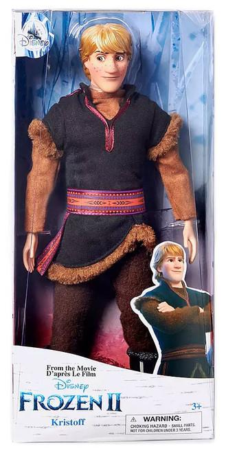 Disney Frozen 2 Classic Kristoff Exclusive 12-Inch Doll