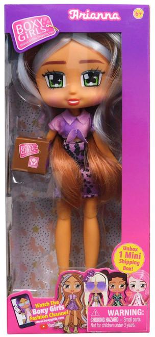 Boxy Girls Arianna Doll