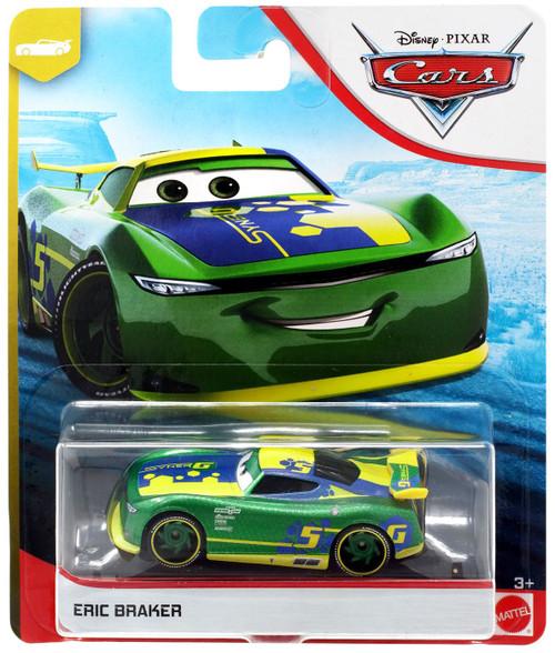 "Disney / Pixar Cars Cars 3 ""Next-Gen"" Piston Cup Racers Eric Braker Diecast Car"