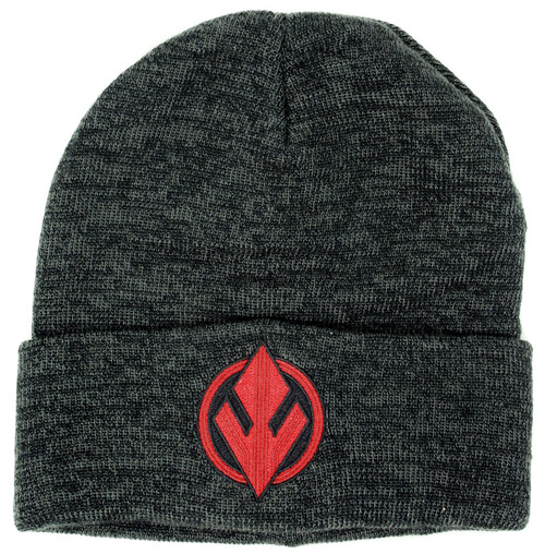 Star Wars The Rise of Skywalker Sith Logo Beanie