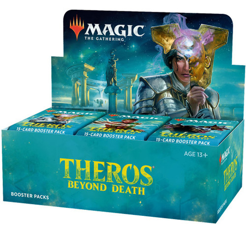 MtG Trading Card Game Theros Beyond Death Draft Booster Box [36 Packs]