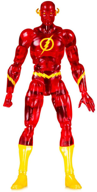 DC Essentials The Flash Action Figure [Speed Force] (Pre-Order ships May)