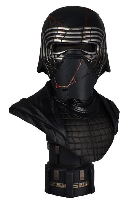Star Wars The Rise of Skywalker Legends in 3D Kylo Ren Half-Scale Bust