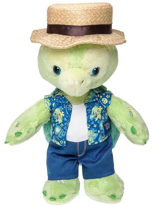 "Olu, A Disney Friend of Duffy Collection Olu ""Aloha"" Wear Exclusive 11-Inch Small Plush"