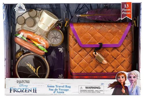 Disney Frozen 2 Anna Travel Bag Exclusive Playset