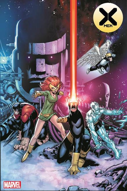 Marvel Comics X-Men #1 Comic Book [Chris Bachalo Variant Cover]