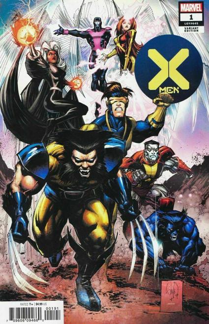 Marvel Comics X-Men #1 Comic Book [Whilce Portacio Variant Cover]