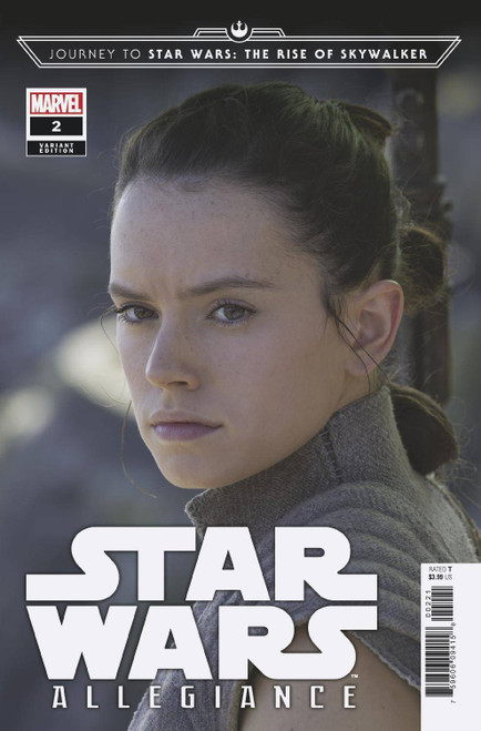 Marvel Comics Star Wars Allegiance #2 Comic Book [Movie Variant Cover]