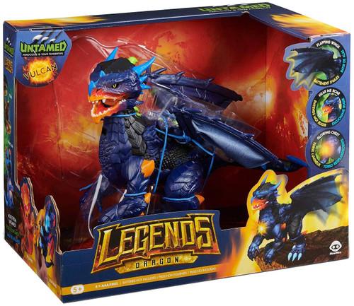 Fingerlings Untamed Legends Dragon Vulcan Figure