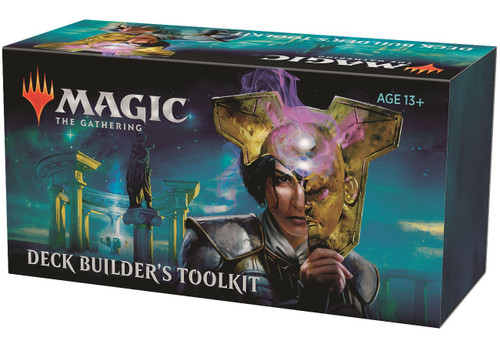 MtG Trading Card Game Theros Beyond Death Deck Builder's Toolkit